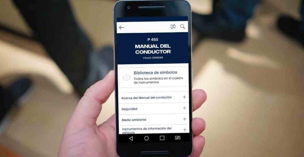 Scania y su app  para  los  conductores