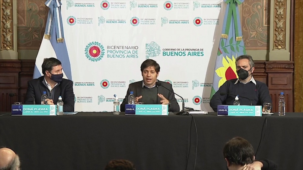 Kicillof anunció la regularización laboral de casi 15 mil trabajadores estatales bonaerenses