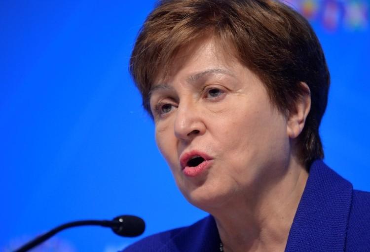 """Georgieva: """"Los acreedores de la Argentina tienen que ver este como un momento de acción"""""""