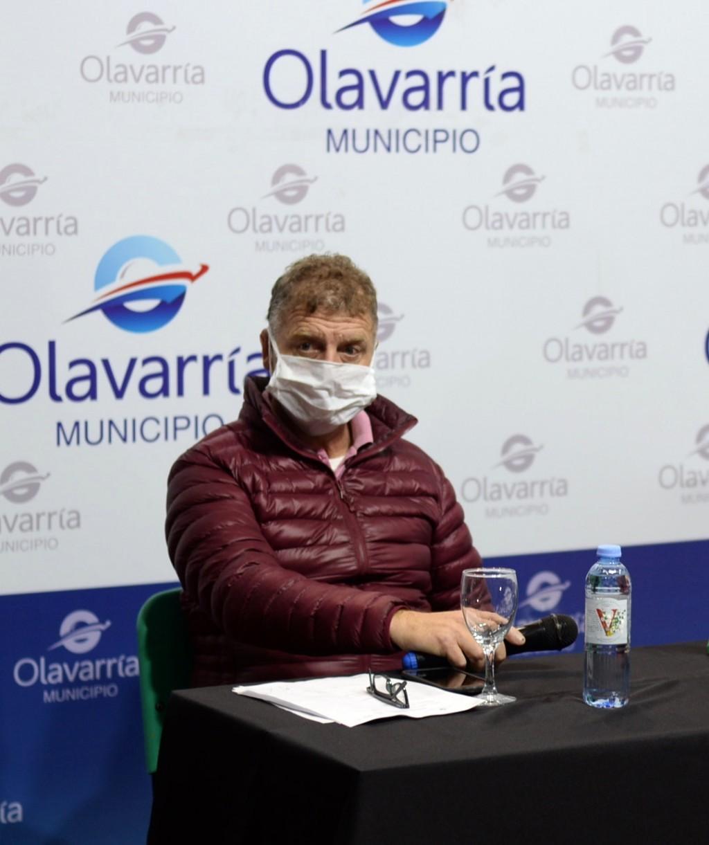 Caputo:'estamos transitando las semanas más complejas en esta pandemia'