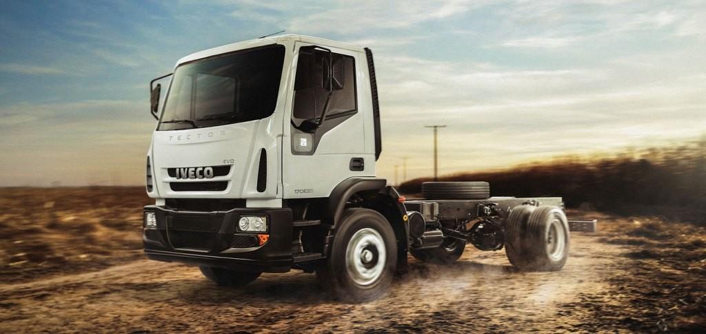IVECO  presenta  el  nuevo Tector  EVO