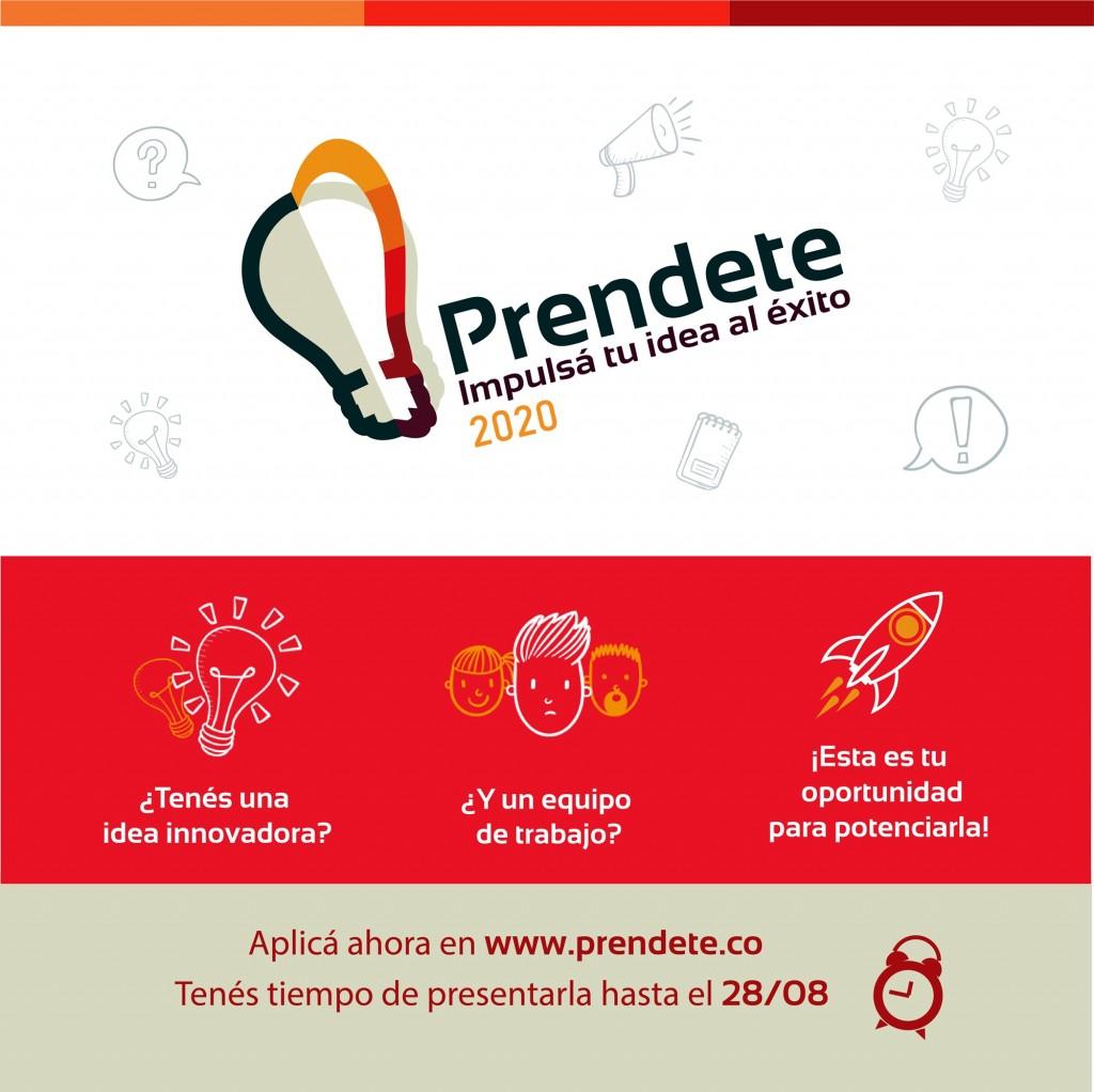 La UNICEN lanza 'Prendete' en su quinta edición