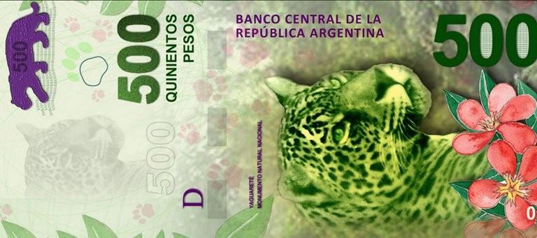 El Gobierno importará billetes de $500, mientras la Casa de la Moneda aumenta la producción de los de 1.000 y 200 pesos