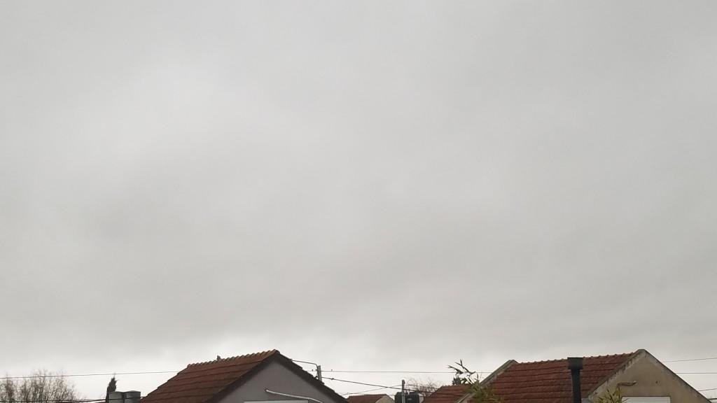 Alerta por vientos y lluvias intensas