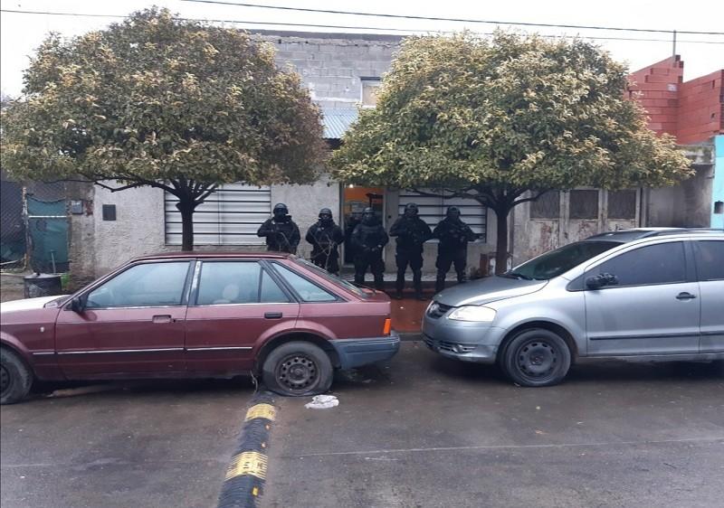 Allanamientos en una causa por tentativa de homicidio agravado