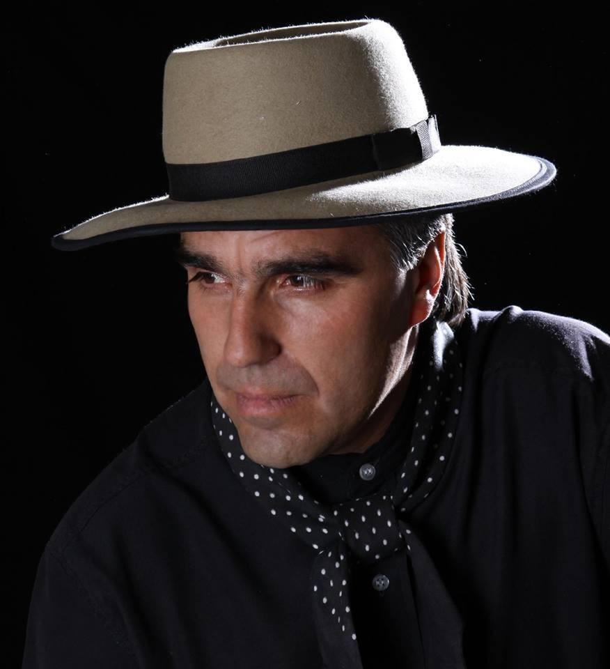 En el día del Payador: Carlos Marchesini