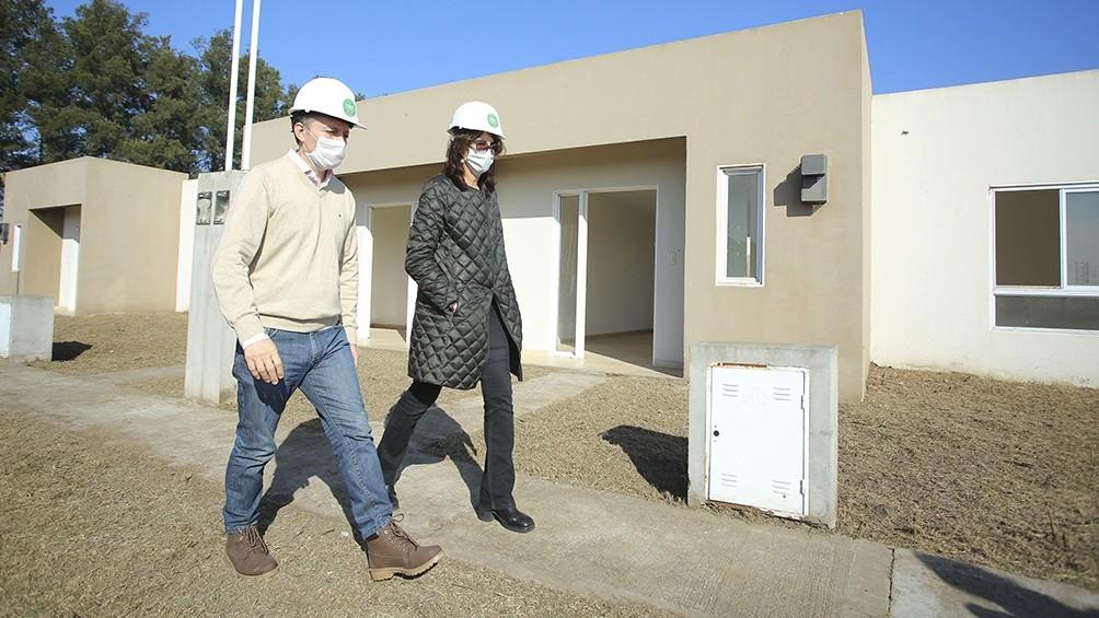 Bielsa anunció que vuelve el plan Procrear junto con un plan de acceso al suelo