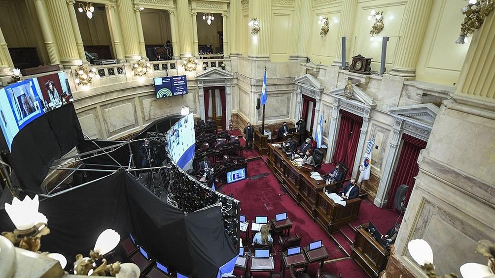 El Senado aprobó la donación de plasma, receta electrónica y una iniciativa contra la fibrosis quística