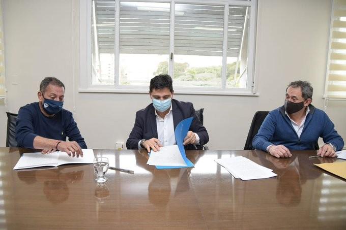 Acuerdo de iniciativa por donación de plasma