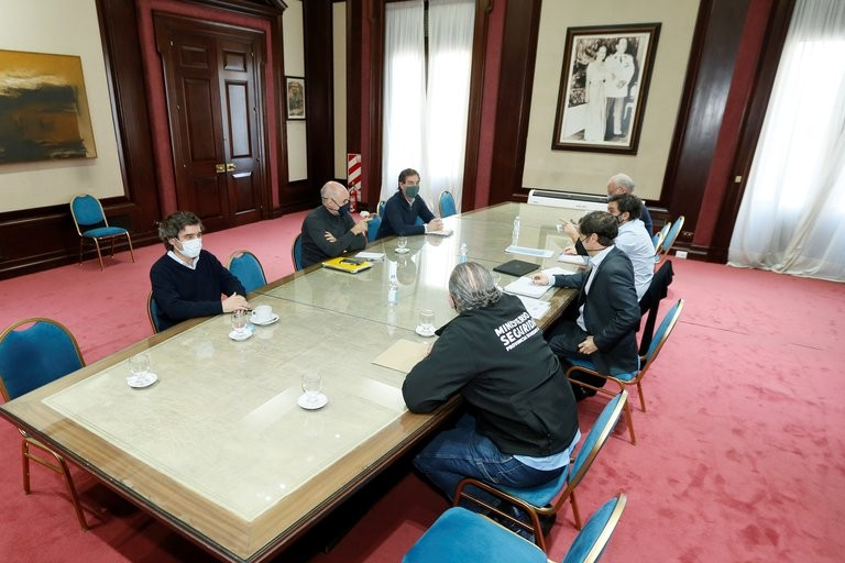 Kicillof y Rodríguez Larreta debatieron sobre el futuro de la cuarentena y mañana se reunirán con el Presidente