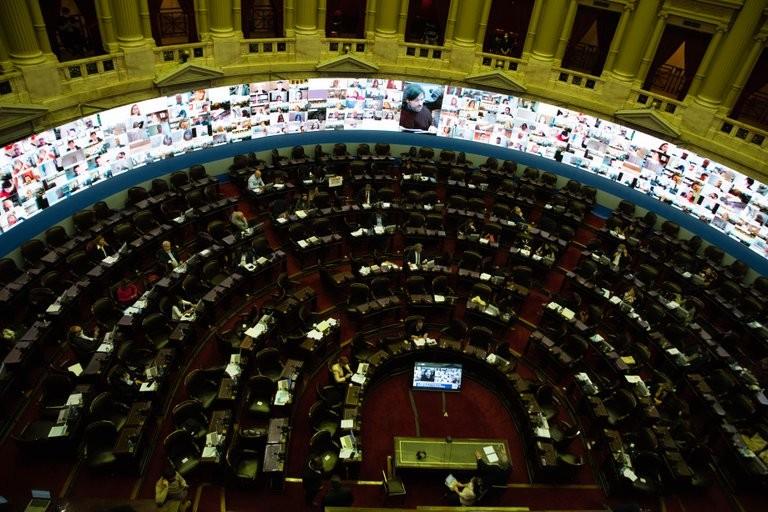 Diputados le otorgó media sanción a la emergencia de concursos preventivos y quiebras hasta el 31 de marzo de 2021
