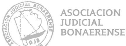 Judiciales: continuidad de la Mesa Salarial