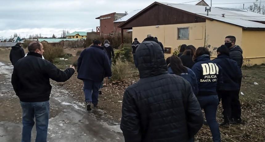 Asesinato en Calafate provoca cruces nacionales