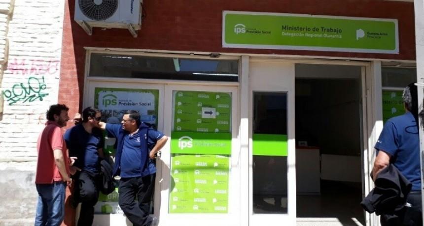 Nominan 'Carlos Moreno' a la Delegación Regional Olavarría del Ministerio de Trabajo