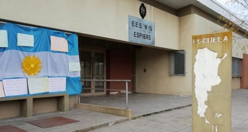 Escuela y huerta: la experiencia de Espigas