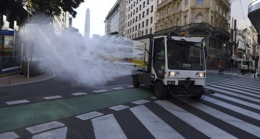 Ciudad y provincia de Buenos Aires aguardan datos epidemiológicos para definir medidas