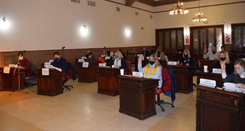Por quinta vez en el año, de manera ordinaria, sesiona el Concejo