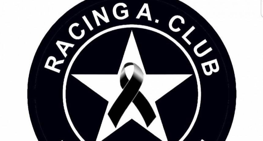 Racing despedirá a Carlos Orifici