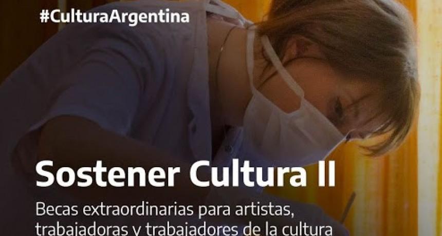 Becas para trabajadores de la Cultura: hasta el viernes pueden inscribirse por Internet