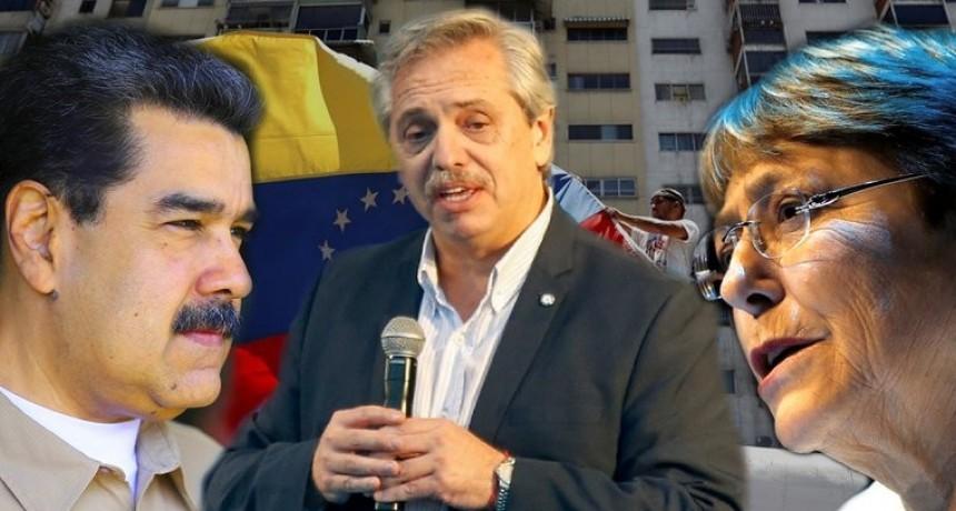 La Argentina mantendrá una postura intermedia frente a Venezuela: cuestionará los atropellos de Maduro, pero no avalará las sanciones económicas