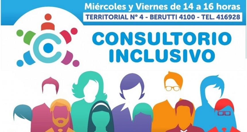 Reapertura del Consultorio Inclusivo: 'hubo muchísima demanda'