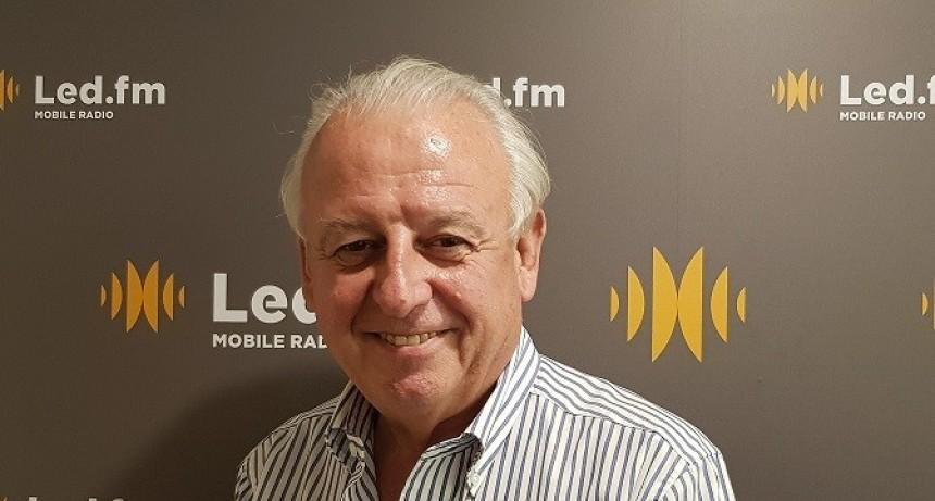 Nestor  Fittipaldi  realizó un  balance de la actual  situación del  Transporte  de  Cargas