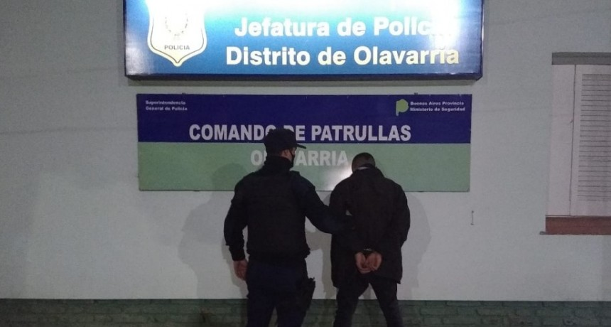 Un detenido por robar dos cámaras de seguridad