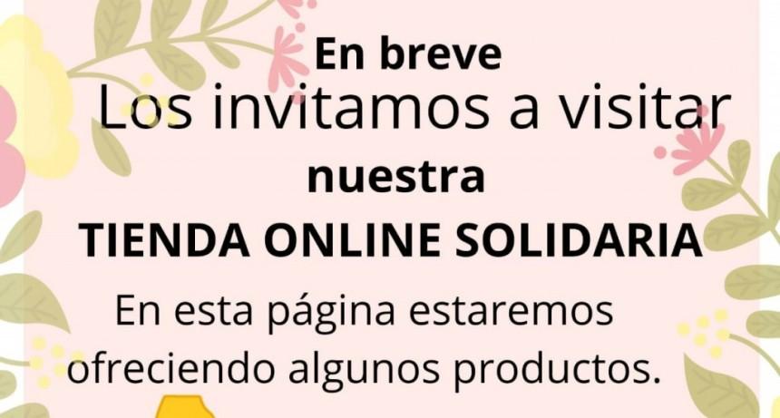 LALCEC Olavarría dispone una tienda solidaria digital