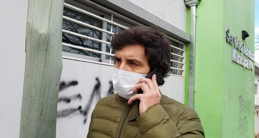 Para Provincia, Olavarría tiene circulación comunitaria del virus