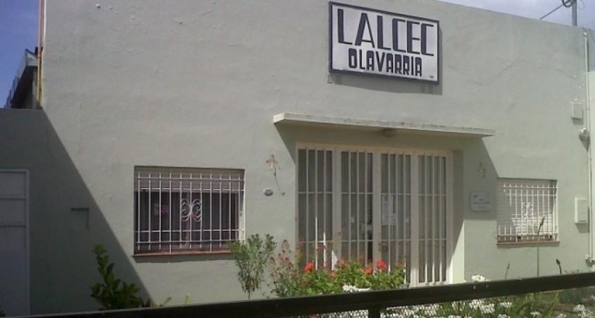 En agosto LALCEC Olavarría reanudaría las actividades en su sede