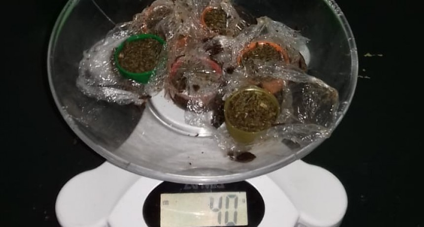 Intentaron ingresar marihuana en tapitas de gaseosa a la cárcel de Urdampilleta