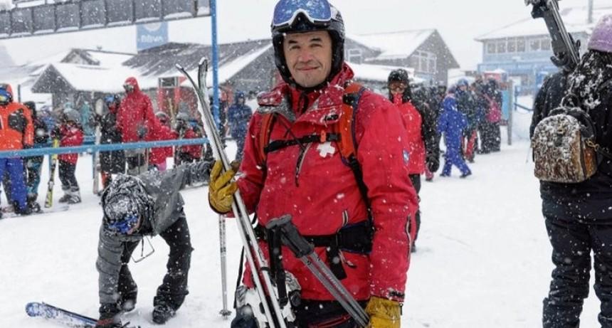 Quién era Mario Ruiz, el jefe de patrullas que trabajó 30 años en el control de la nieve y lo mató una avalancha