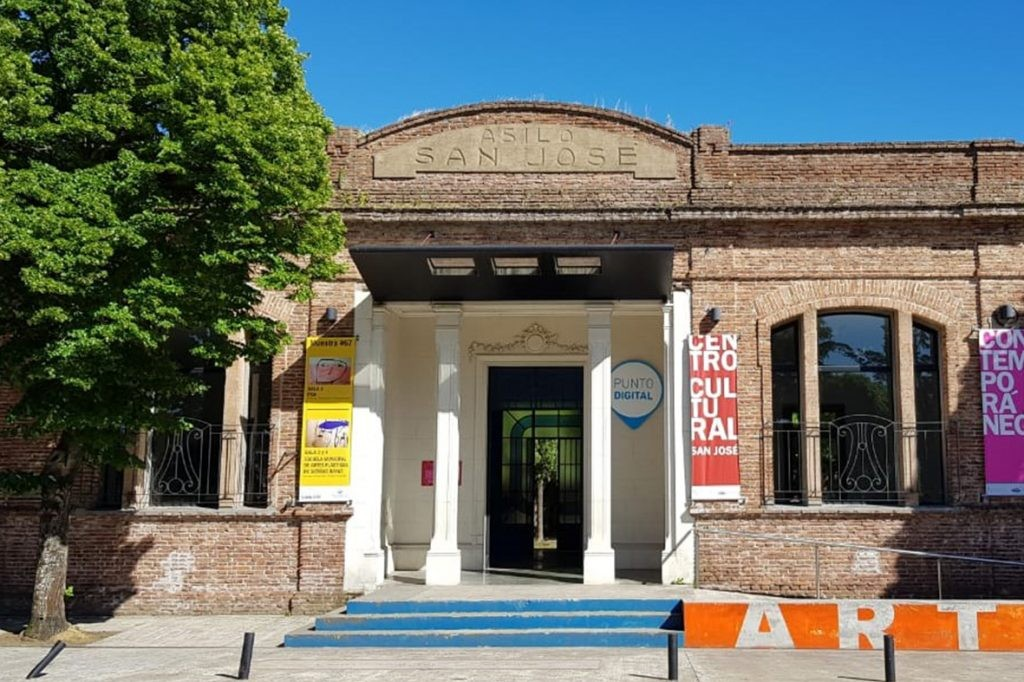 """Nueva muestra """"Tirando paredes"""" en el Centro Cultural San José"""