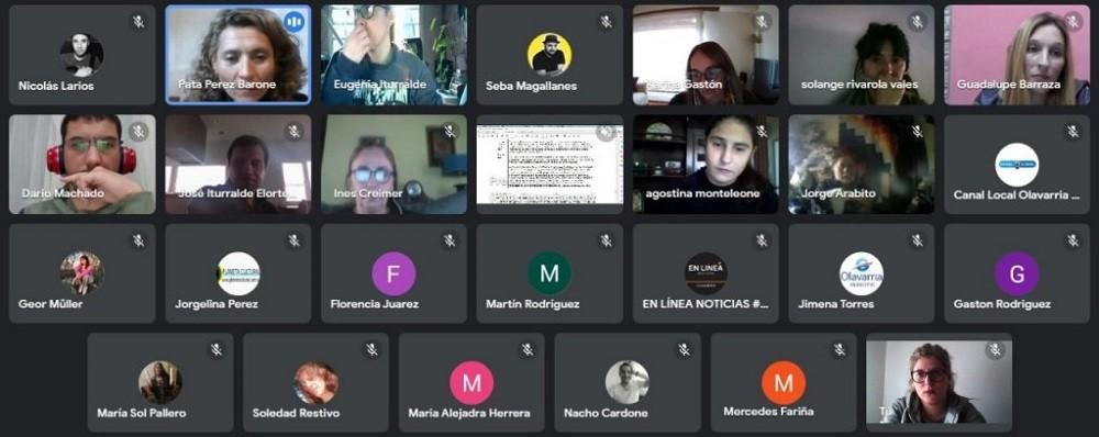 Género: se realizó el segundo encuentro con periodistas en el marco del Acta Acuerdo