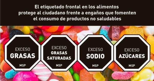 El CECO a favor del etiquetado de alimentos