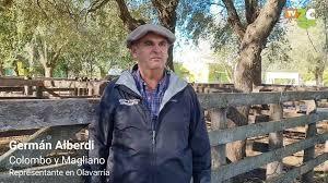 Remate Colombo y Magliano S.A junto a Germán Alberdi