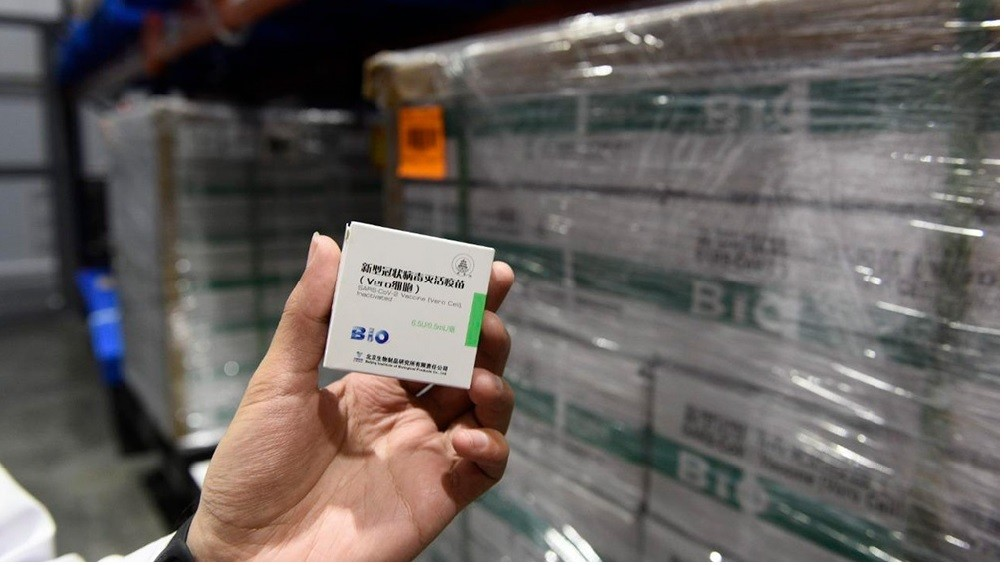 El 95% de las personas vacunadas con Sinopharm desarrolló anticuerpos