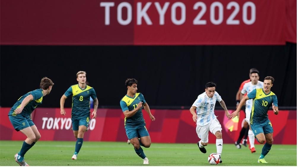 Argentina debutó con una derrota ante Australia en Saporo