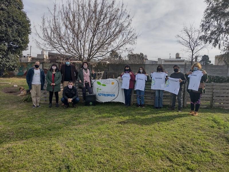 Funcionarios del Ministerio de Ambiente y Desarrollo Sostenible de Nación visitaron las ciudades de Azul y Olavarría