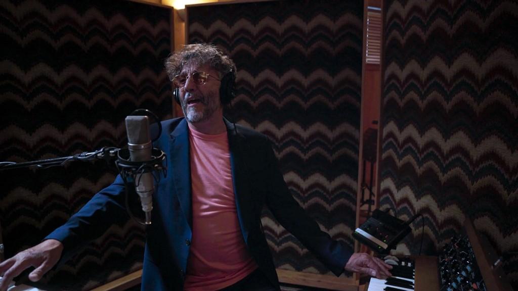 Páez, Gardel de Oro y orgulloso de ser parte de 'la máquina de invención que es la música argentina'
