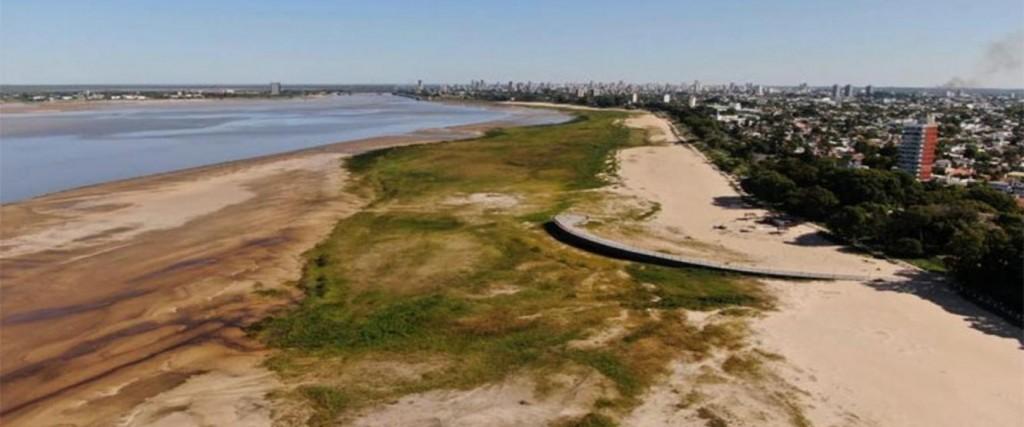 Bajante del Paraná: 'no se tiene claro cuándo va a terminar'