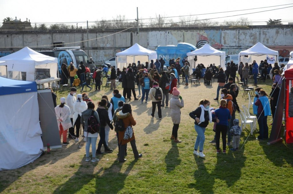 Más de 200 personas se acercaron a 'El Estado Cerca Tuyo' en barrio Independencia