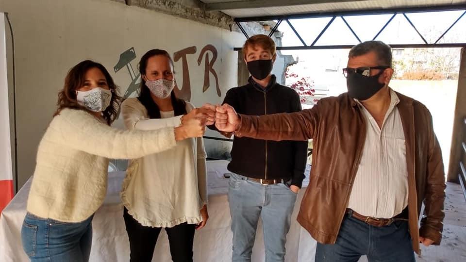 La UCR Olavarría va con el GEN dentro de 'Juntos'