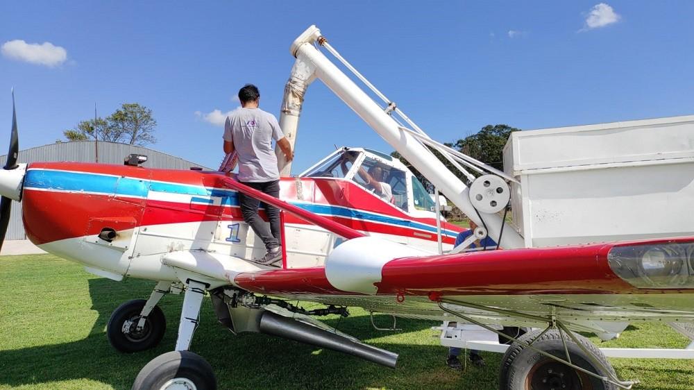 Aviación Agrícola Argentina: 35 años aplicando fertilización aérea