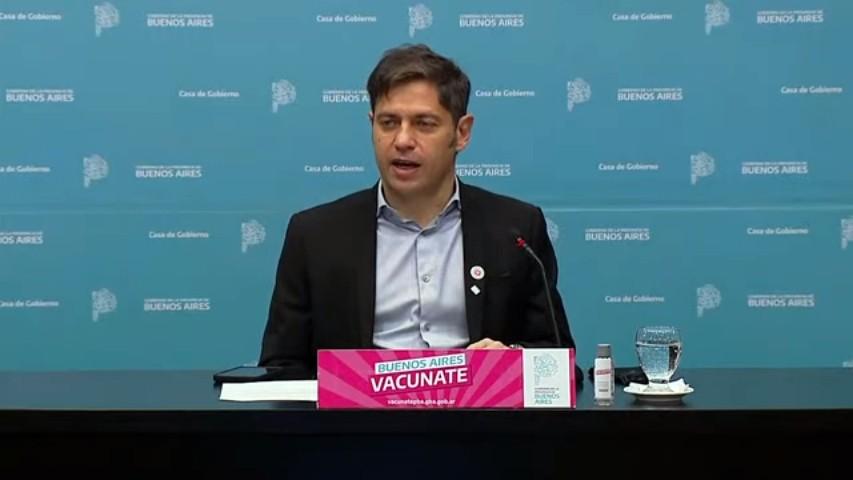 Clases presenciales en los 135 distritos e inscripción a la vacunación a mayores de 12 años