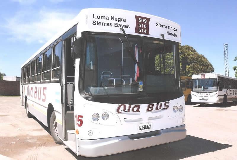 Desde el lunes, suman servicios hacia desde Hinojo y Loma Negra