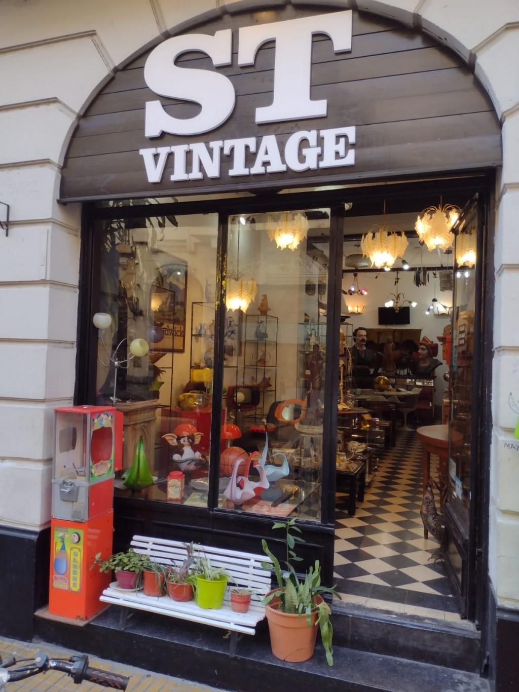 San Telmo: ST Vintage
