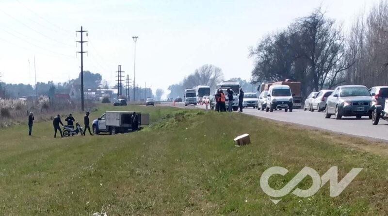 Motociclista fallecido: la Justicia continúa averiguando el causal de muerte