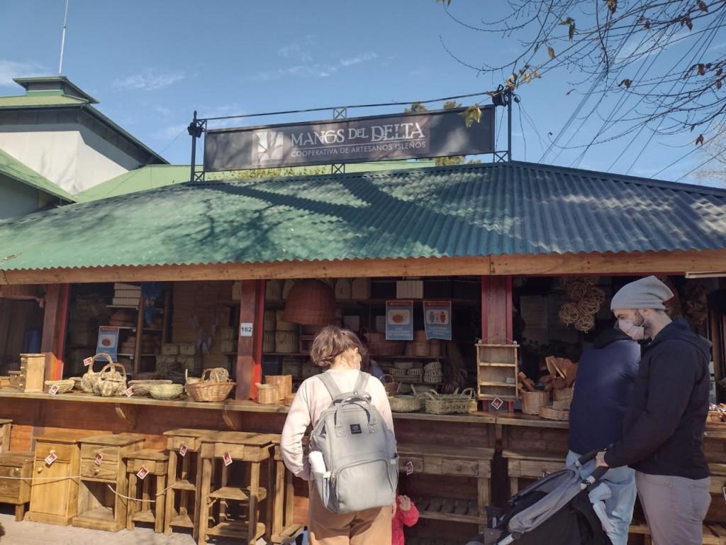 Puerto de Frutos: 'Cooperativa Manos del Delta'