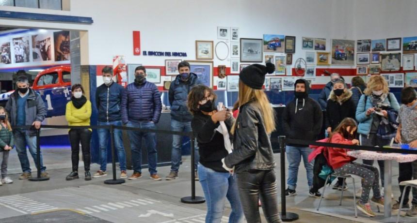 Concientización, danza y armado de autos: la propuesta interdisciplinaria del Museo Emiliozzi